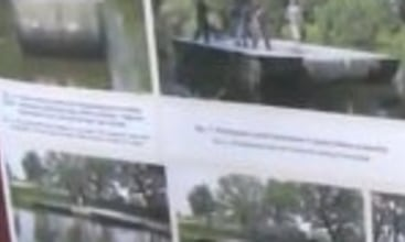 Wideo: kompozytowy most pontonowy