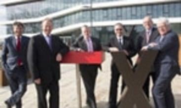 Lanxess opens new headquarters