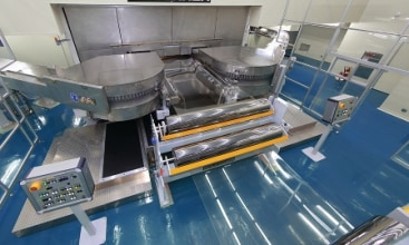 Brückner Maschinenbau at the