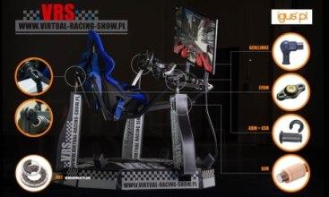 Symulator WRC z łożyskami