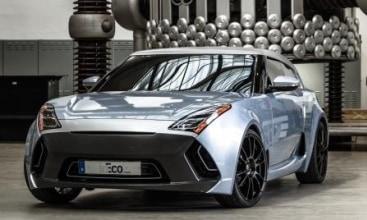 Samochód przyszłości na krakowskich