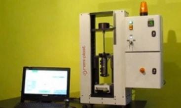 Nowa maszyna laboratoryjna