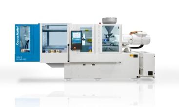 KraussMaffei with small machines