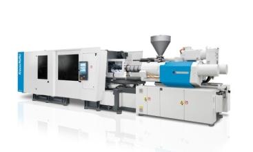 New KraussMaffei machines
