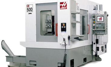 EC-500 poziome centrum obróbkowe