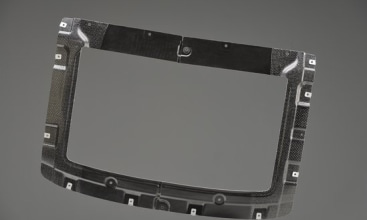 Tepex composites for rear