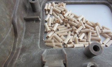 Natural fibre LFT for lightweighting