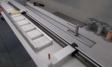 Prowadnice igus w produkcji