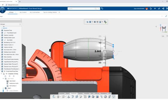 Dassault Systèmes przedstawia oprogramowanie Solidworks 2021
