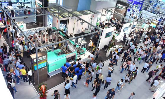 Arburg at Chinaplas 2021: digitalisation, lightweight construction, efficiency
