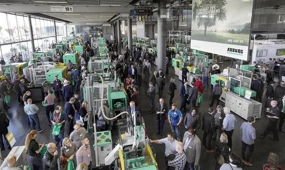 Arburg Technology Days 2018 | Page 7 - News at Plastech Vortal