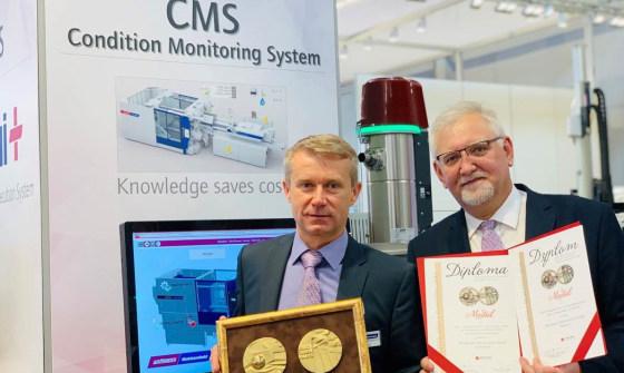 Wittmann Battenfeld erhält Auszeichnung für sein CMS