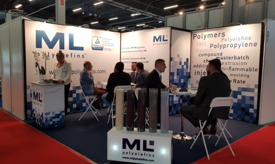 ML Polyolefins na targach Plastpol 2019