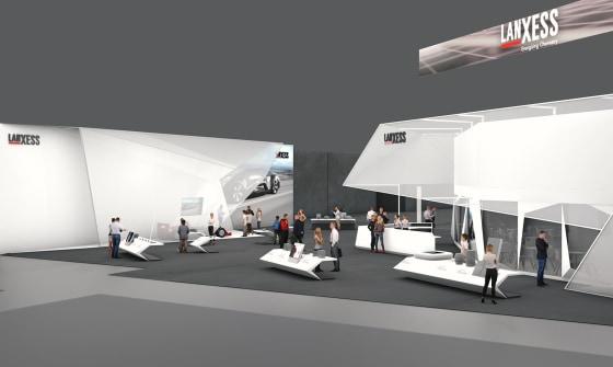 K 2019: решения в области мобильности, урбанизации и цифровых технологий от Lanxess