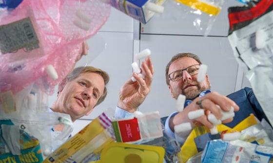 K 2019 - nowe produkty z odpadów z tworzyw sztucznych