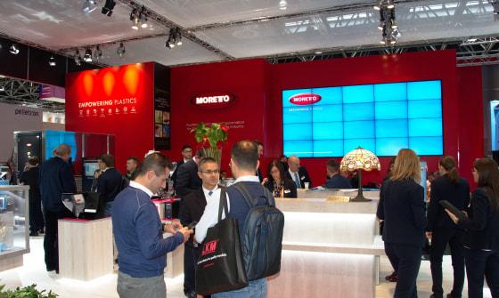Idealne zarządzanie suszeniem: Moretto na targach K 2019