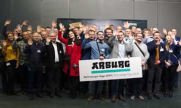Fotobericht - Arburg Technologie-Tage 2019
