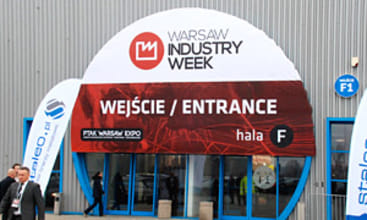 Fotoraport - Warsaw Industry Week 2016