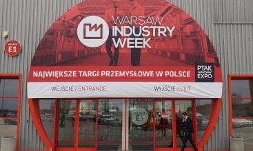 Fotoraport - Warsaw Industry Week 2019