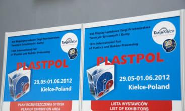 Fotoraport - Plastpol 2012