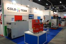 Coldteam na targach Plastpol 2014
