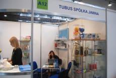 Tubus na targach Packaging Innovations 2014