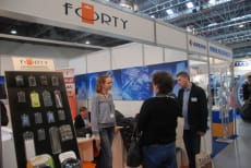 Forty na targach Packaging Innovations 2014