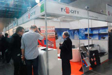 Forty na targach Packaging Innovations 2015