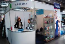 Tubus na targach Packaging Innovations 2015