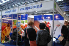 Bogucki Folie na targach Packaging Innovations 2014