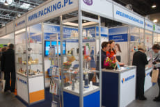 Arexim Packaging na targach Packaging Innovations 2014