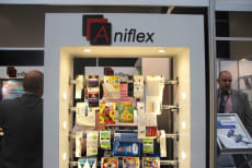 Aniflex na targach Packaging Innovations 2014