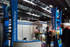 Bogucki na targach Packaging Innovations 2015