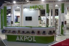 Akpol na targach Plastpol 2018