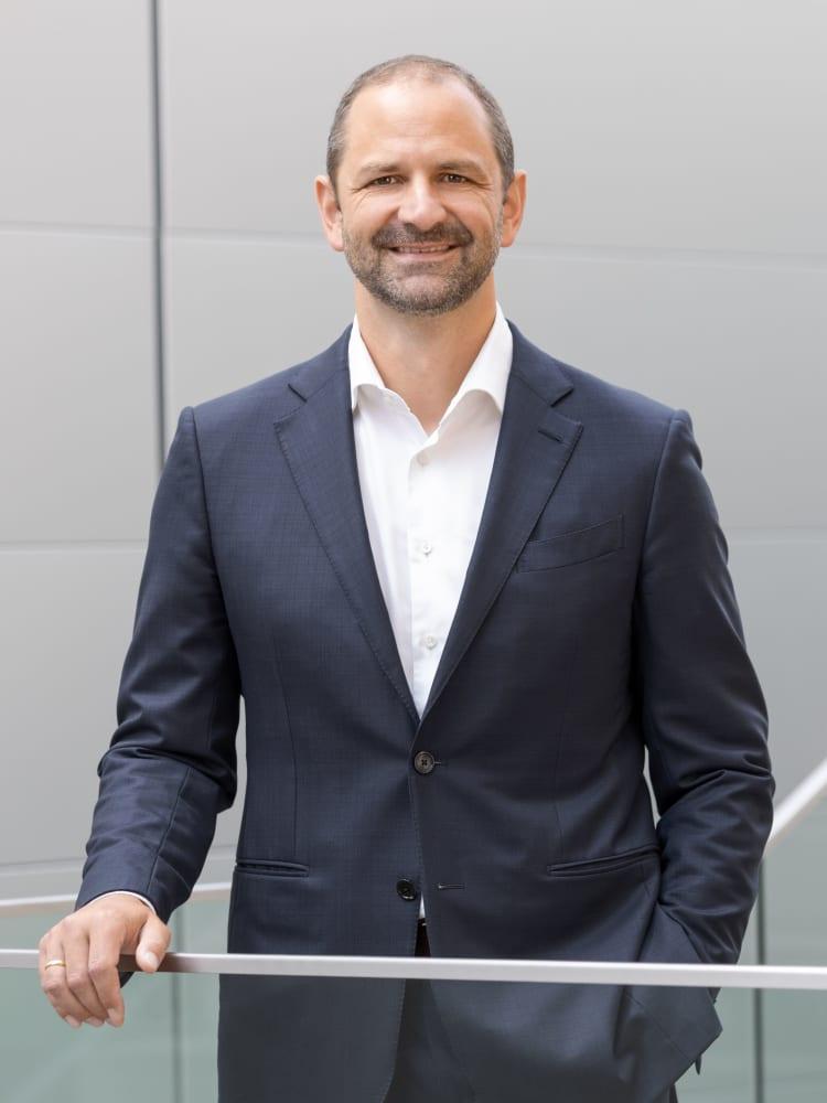 Dr. Christoph Steger, CSO of the ENGEL Group