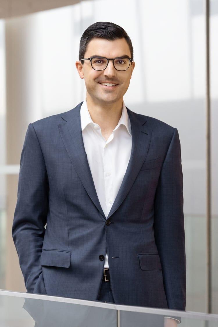 Dr. Stefan Engleder, CEO of Engel Group