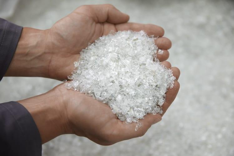 alpla-recycling-material