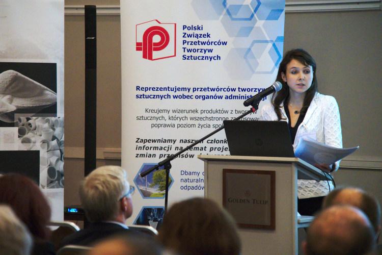 Emilia Tarłowska, Plastics Recyclers Europe