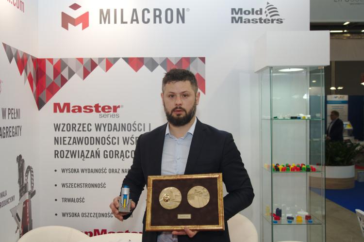 Rozwiązanie konstrukcyjne wlewka do wtrysku pierścieniowego - Mold-Master Europa GmbH, Niemcyy