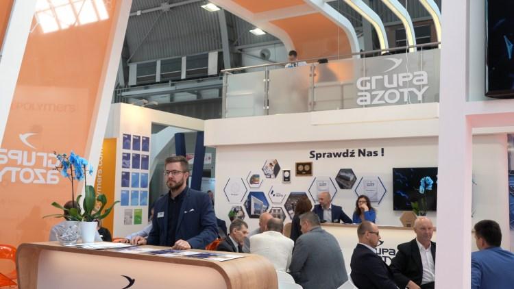 Grupa Azoty - stoisko na Plastpol 2019