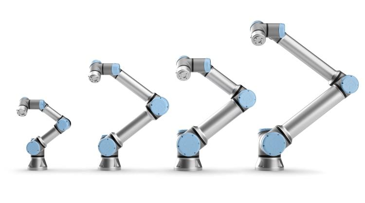 UR16e All robots