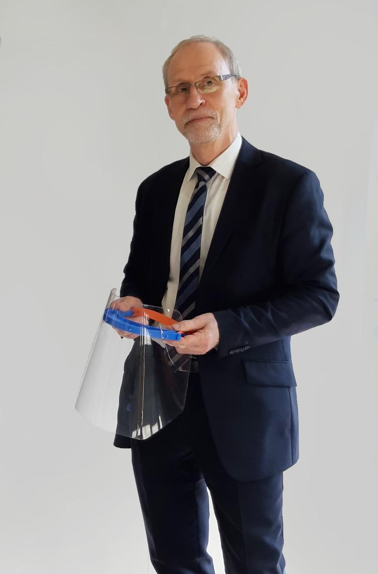 Robert Szyman - Dyrektor Generalny Polskiego Związku Przetwórców Tworzyw Sztucznych
