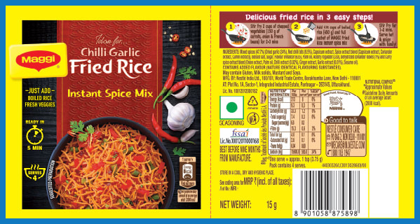 packaging-for-nestle-maggi-chilli-garlic-fried-rice-instant