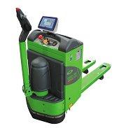 System wagowy do wózków elektrycznych