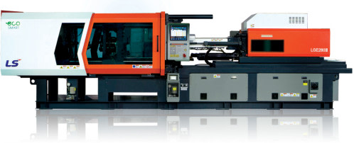ls mtron - injection molding machine