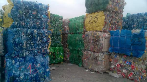 odpady tworzyw