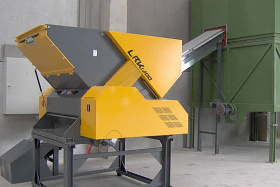 Rozdrabniacz jednowałowy LRK1400