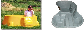 Gondek - zabawki ogrodowe