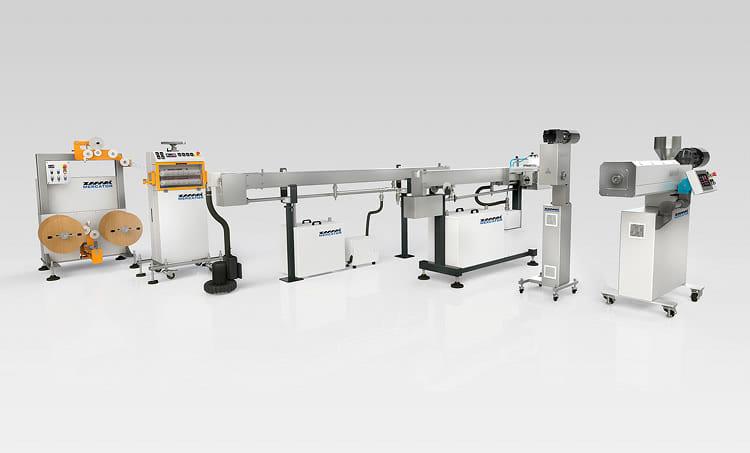 linie do produkcji filamantu