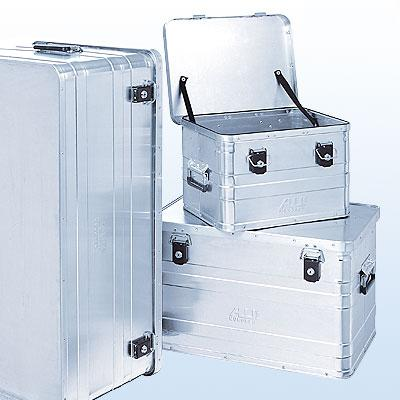 skrzynie aluminiowe
